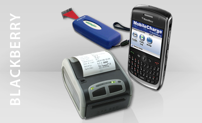 MobileCharge BlackBerry