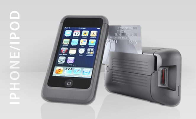 MobileCharge iPod touch